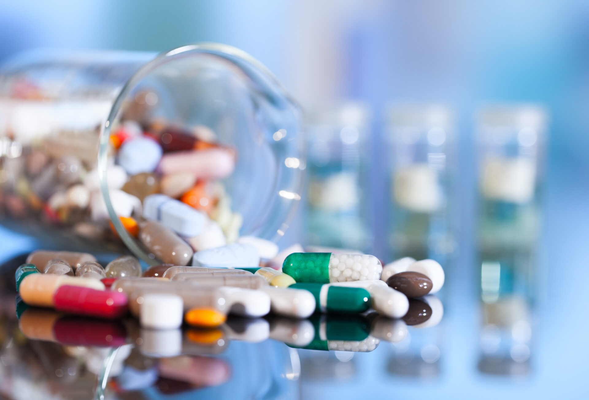 Сервис для проверки подлинности лекарств